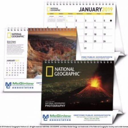 National Geographic Desktop Calendar