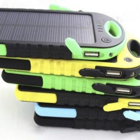 Custom Solar Power Bank