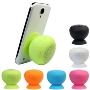 Silicone Bluetooth Speaker Colors