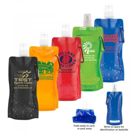 reusable water bags