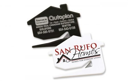 House Shape Custom Letter Openers