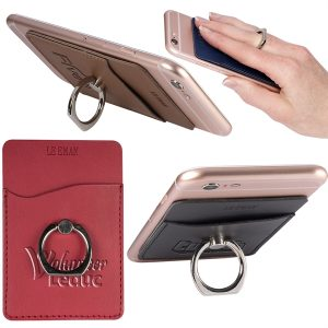 Ring Phone Stand card holder