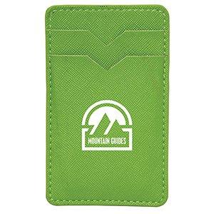 RFID Smartphone Wallet - green