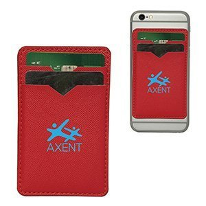 RFID Smartphone Wallet -red