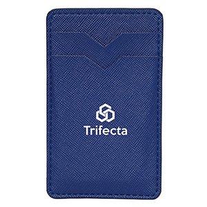 RFID Smartphone Wallet - blue