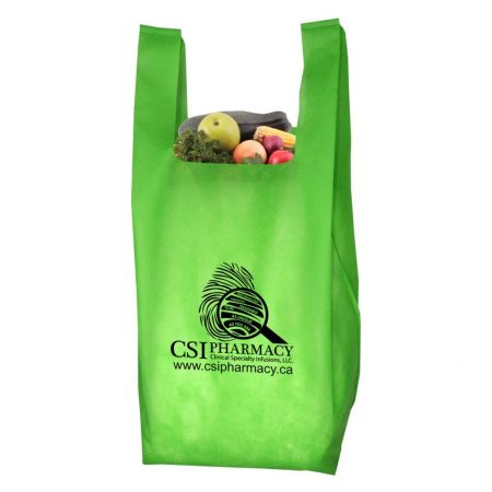Everyday Grocery Shopping Tote Bag