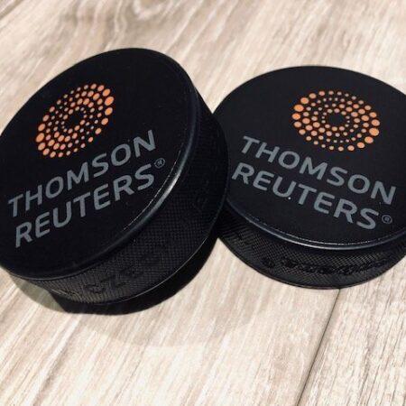 Canada Custom Hockey Pucks