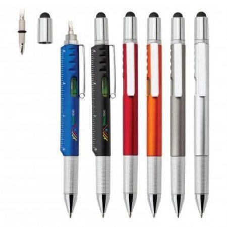 Stylus Multi Tool Promotional Pen