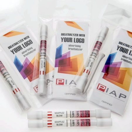 Alcotest Personalized Disposable Breathalyzers