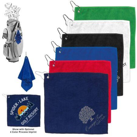CustomMicrofiber Golf Towel