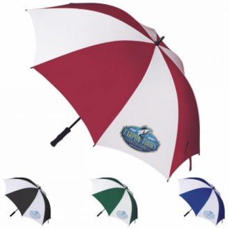 "Custom Large Golf Umbrella - 60"""