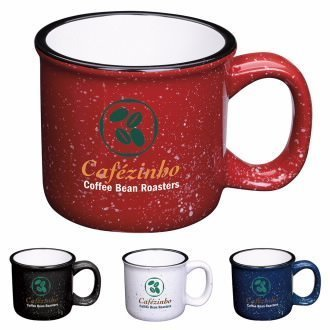 Custom Campfire Mug
