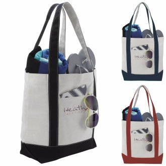 Custom Marina Tote Bag