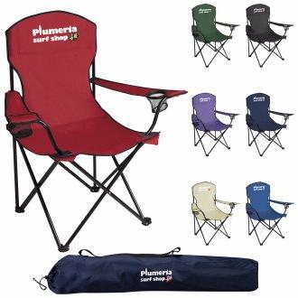 Captain's Custom Folding Chair