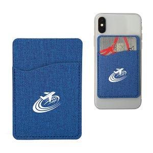 Custom Smartphone Wallets - blue