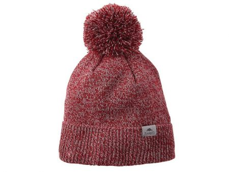 Roots73 Shelty Knit Toque - red
