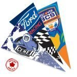Custom Printed Pennants