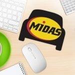 Car shape mouse pad
