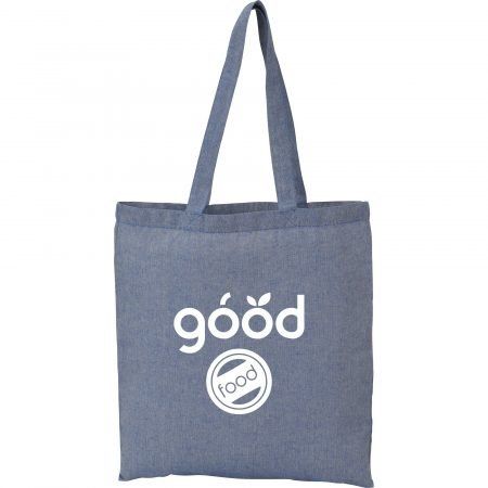 Recycled Custom Cotton Tote
