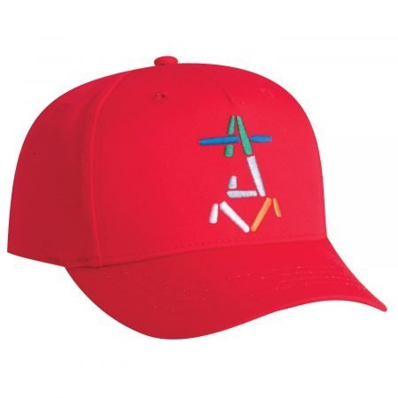 Polycotton Youth Cap