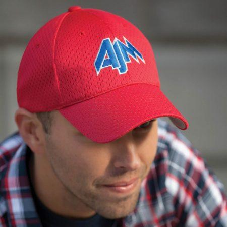 Jersey Custom Mesh Cap