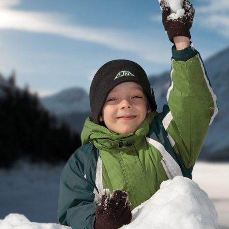 Junior Winter Toque