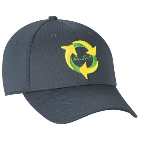 Recycled Custom Embroidered Polyester Cap