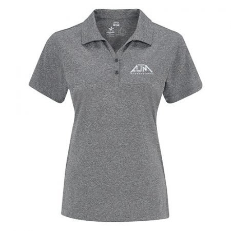 Women's Performance Heather Polo