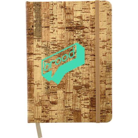 Cork Bound Notebook