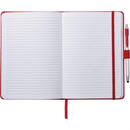 Crown Pen Stylus Journal