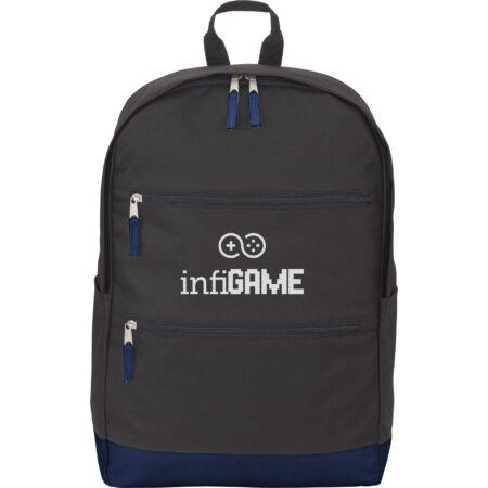 Vertical Zip Computer Backpack