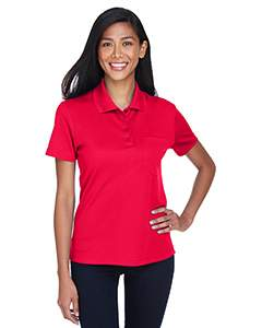 Women's Performance Pocket Polo