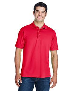Core 365 Origin Performance Pique Custom Polo Shirts - Men's