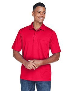 Ash City Men's Performance Pocket Polo