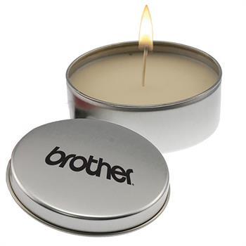 Aromatherapy Custom Wax Candle Tin