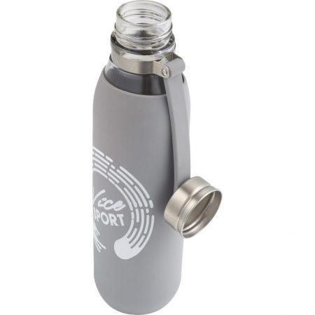 Oasis Plastic Free Glass Bottle - 22oz