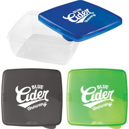Removable Ice Pack Promotional Food Storage Container