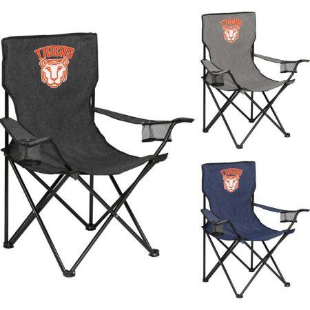 Custom Folding Chair w/ Carrying Case