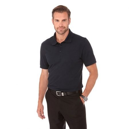 Crandall Custom Short Sleeve Polo