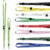 "Adjustable Polyester Custom Lanyard - 5/8"""