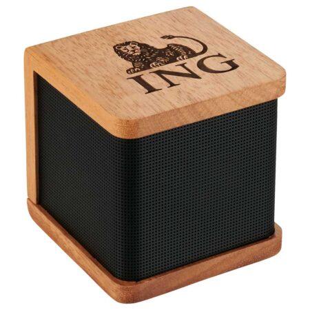 Seneca Bluetooth Custom Wooden Speaker