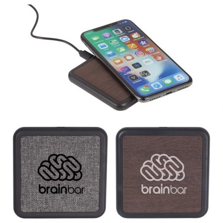 Wireless Custom Phone Charging Pad
