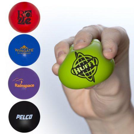 Squishy Custom Stress Balls - Mini Round