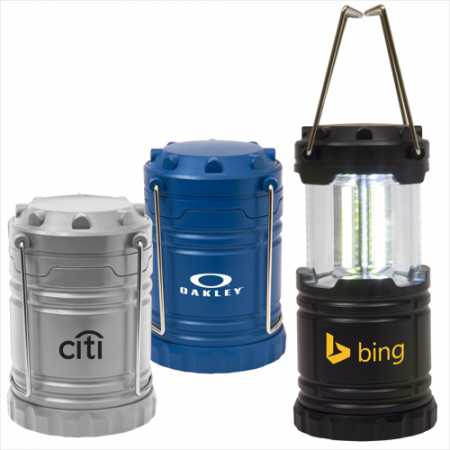 Pull Up Custom COB Lantern