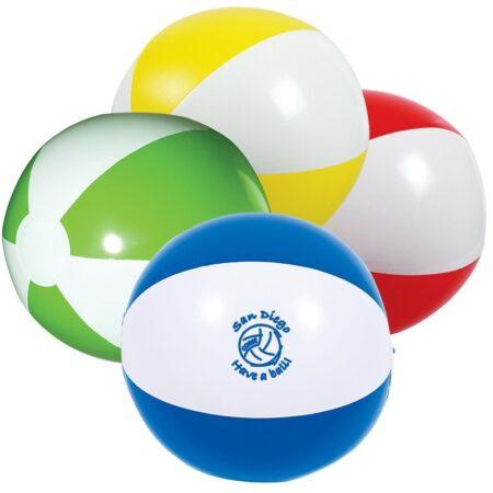 Two-Tone Beach Ball