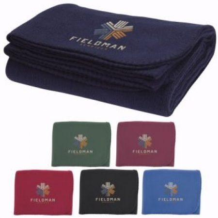 Deluxe Custom Fleece Blanket