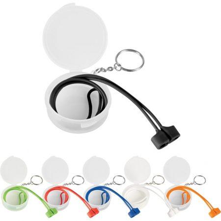 Silicone Custom Wireless Earbud Strap