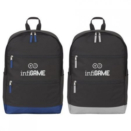 Vertical Zip 15-Inch Custom Computer Backpack