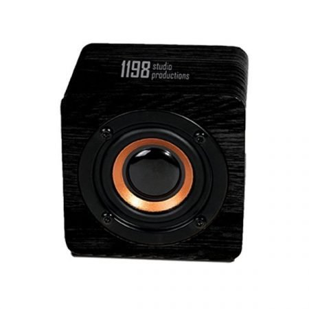 Custom Wooden Bluetooth Speaker