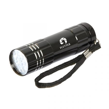 9 Bulb LED Promotional Flashlight